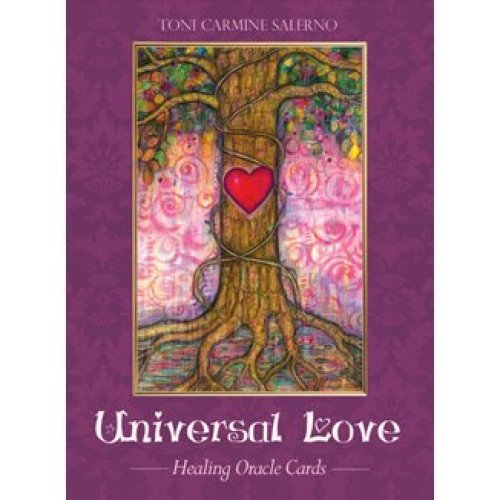 Universal Love Oracle Cards - Toni Carmine Salerno