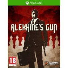 Alekhines Gun Xbox One Game