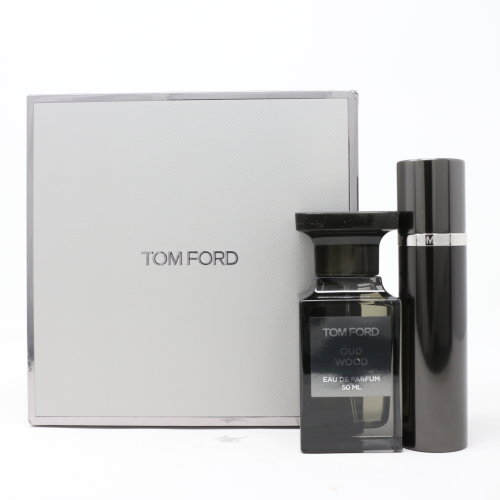 Tom Ford Oud Wood 2 Pcs Set  / New With Box