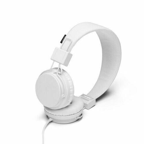 Urbanears Plattan On-Ear Headphones True White, With Microphone Remote