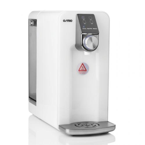 (White, UK Plug) Osmio Zero Reverse Osmosis System