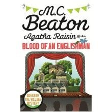 Agatha Raisin and the Blood of an Englishman - Used
