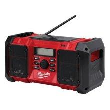 Milwaukee 4933451252 M18 JSRDAB-0 DAB Digital Jobsite Radio 18 Volt Bare Unit