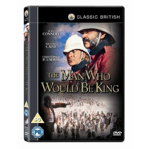 The Man Who Would Be King DVD [2010]