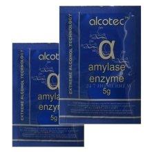 2x Alcotec Alpha Amylase Enzyme Sachet 5g