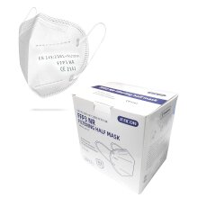 Particulate FFP3 Face Mask Individually Packed