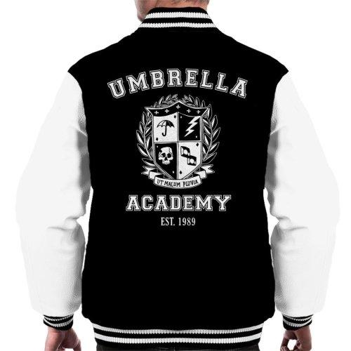 Umbrella Academy Varsity School Crest Men's Varsity Jacket