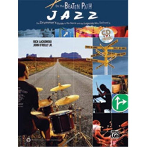Alfred 00-40147 ON THE BEATEN PATH JAZZ-BK&CD