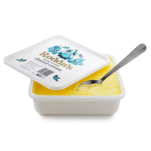 Roddas Frozen Cornish Clotted Cream - 1x907g