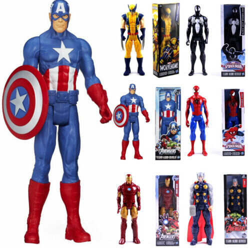 Marvel Avengers Thor Titan Hero Series Superhero Action Figure Kids Toys Gift