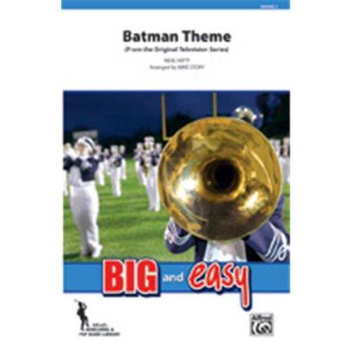 Alfred 00-24898 BATMAN THEME- FROM TV-B&E L
