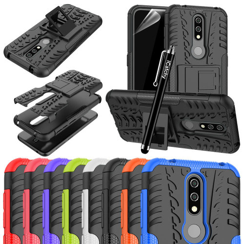 For Nokia 4.2 Shockproof Case Cover