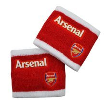 Arsenal F.c. Wristbands Rw Official Merchandise - Fc -  arsenal wristbands official fc