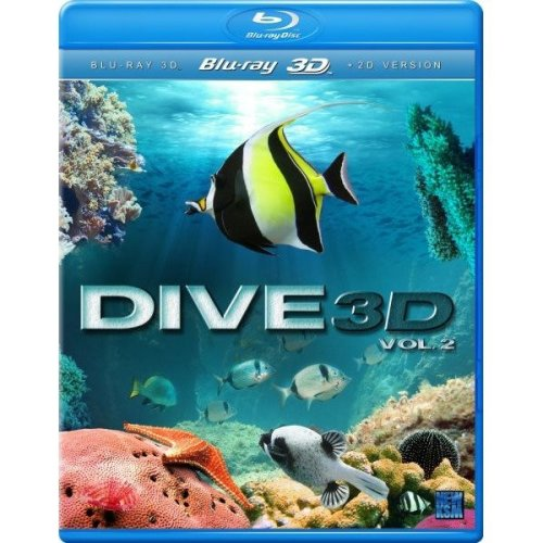 Dive - Volume 2 3D Blu-Ray [2014]