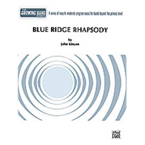Alfred 00-1899 BLUE RIDGE RHAPSODY-GB
