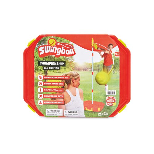 Mookie Swingball Championship All Surface TennisTether Ball Set