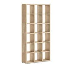 18 Cube Shelf Storage Cube Shelves 2180x1100x330mm