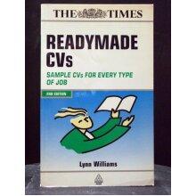 Readymade CVs - Used