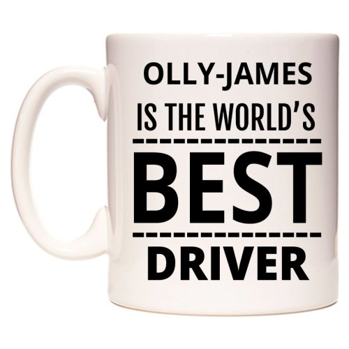OLLY-JAMES Is The World's BEST Driver Mug