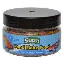 Supa Pond Flake Food 90g (Pack of 6)