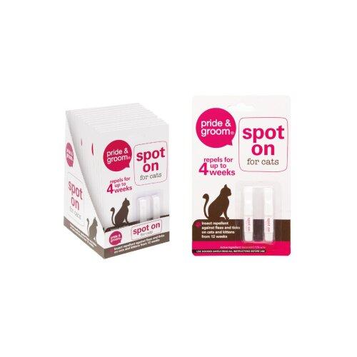 Cat Flea Tick Flee Repellent Treatment Up To 4 Weeks cats