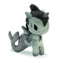 Aurora World 15689 Tokidoki Sharkbite Mermicorno Plush Toy, 8-Inch