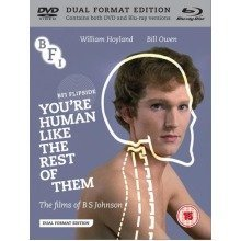 You're Human Like The Rest Of Them Blu-Ray + DVD [2013]