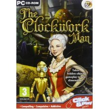 The Clockwork Man (PC CD/Mac) - Used