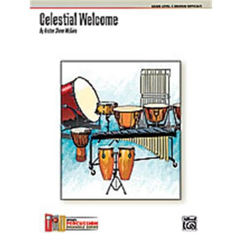 Alfred 00-25972 CELESTIAL WELCOME-PERC ENS