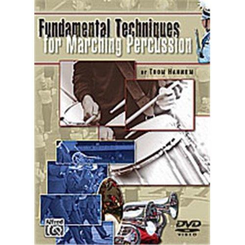 Alfred 00-27040 FUNDAMENTAL TECH MARCH PERC-DVD 5