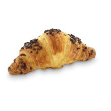 Schulstad Bakery Solutions Frozen Chocolate Filled Croissant - 48x90g