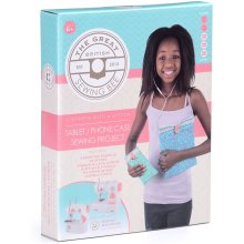 The Great British Sewing Bee Phone/Tablet Case Kit, GBSB Kids Sewing Project