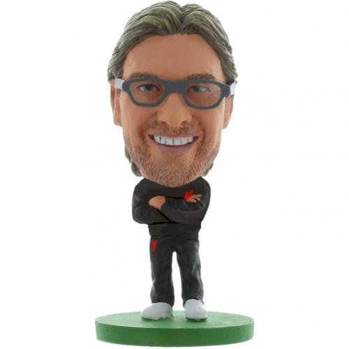 Jurgen Klopp Liverpool Soccerstarz Figurine - Fc Official Licensed Football -  liverpool soccerstarz klopp fc official licensed football product