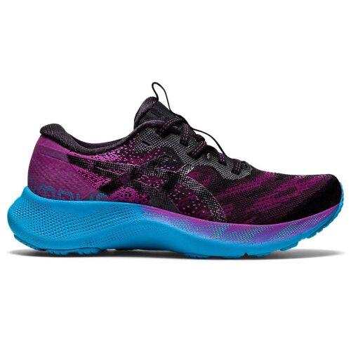 (6 UK) ASICS Gel-Nimbus Lite 2 Women's Road Running Shoes, Digital Grape/Black