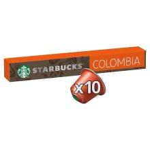 STARBUCKS by NESPRESSO Single-Origin Colombia Espresso Coffee Pods