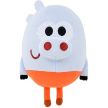 Hey Duggee Talking Squirrel Soft and Colourful Fabrics Toy Grey