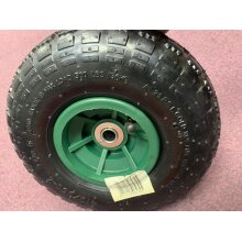 """Spare Replacement Tyre 10"""" X 3.5-4"""" For Sack Truck Wheel Barrow"""