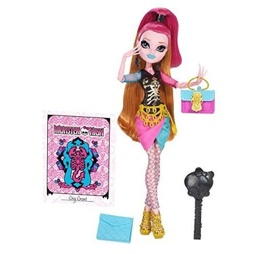 Monster High New Scaremester Gigi Grant Doll Discontinued by manufacturer
