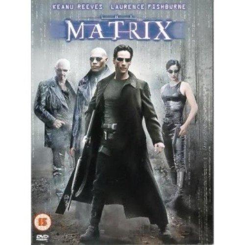 The Matrix DVD [2016]
