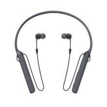 Sony WI-C400 Wireless In-Ear Headphones - Black   Sony Bluetooth Headphones - Refurbished