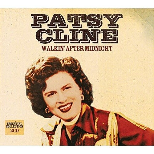Patsy Cline - Walkin After Midnight [CD]