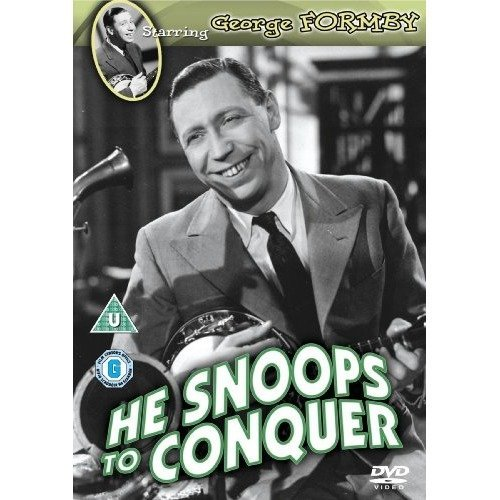 He Snoops To Conquer DVD [2009]