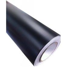 Direct Products Matt Black Vinyl Car Wrap (Air/Bubble Free) 1520mm x 400mm