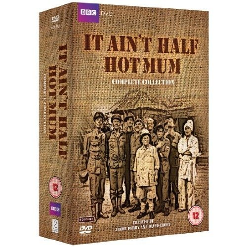 It Ain't Half Hot Mum Series 1 to 8 Complete Collection DVD [2010]