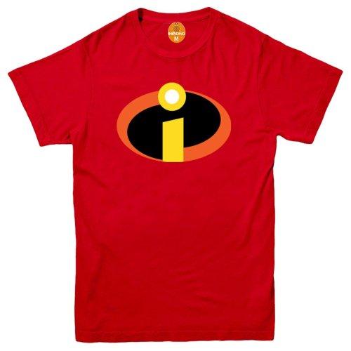(2-3 YEARS) The Incredibles Superhero T Shirt Disney Pixar