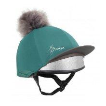 LeMieux Hat Silk - Peacock