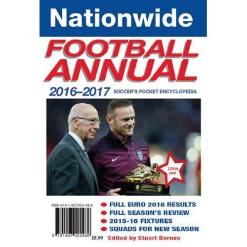 Nationwide Football Annual: Soccer's Pocket Encyclopedia 2016