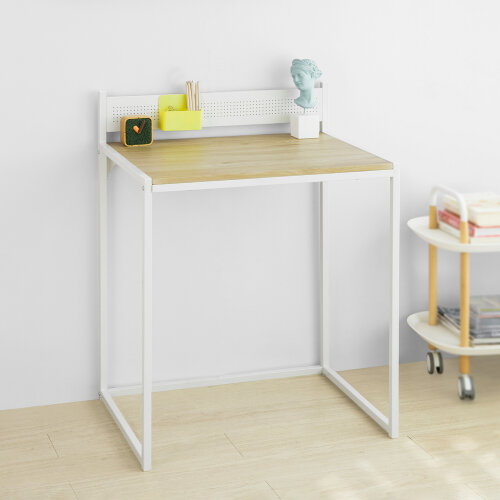 SoBuy FWT66-WN, Home Office Table Desk, Computer Desk