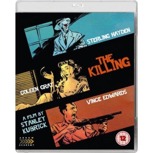 Stanley Kubrick - The Killing / Killer Kiss Blu-Ray [2015]