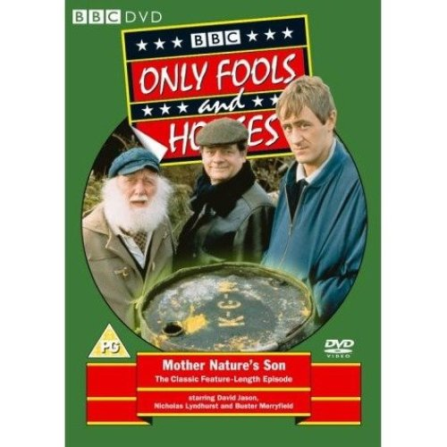 Only Fools And Horses - Mother Natures Son DVD [2004]